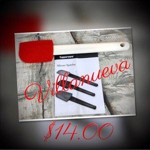 Tupperware Silicone spatula,